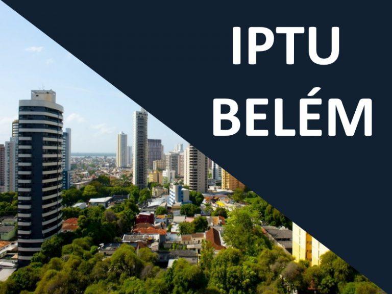 IPTU BELÉM