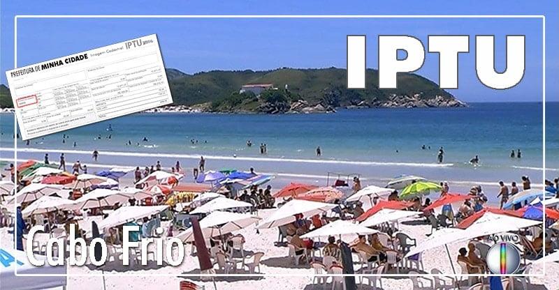 IPTU CABO FRIO