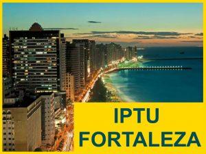 IPTU FORTALEZA