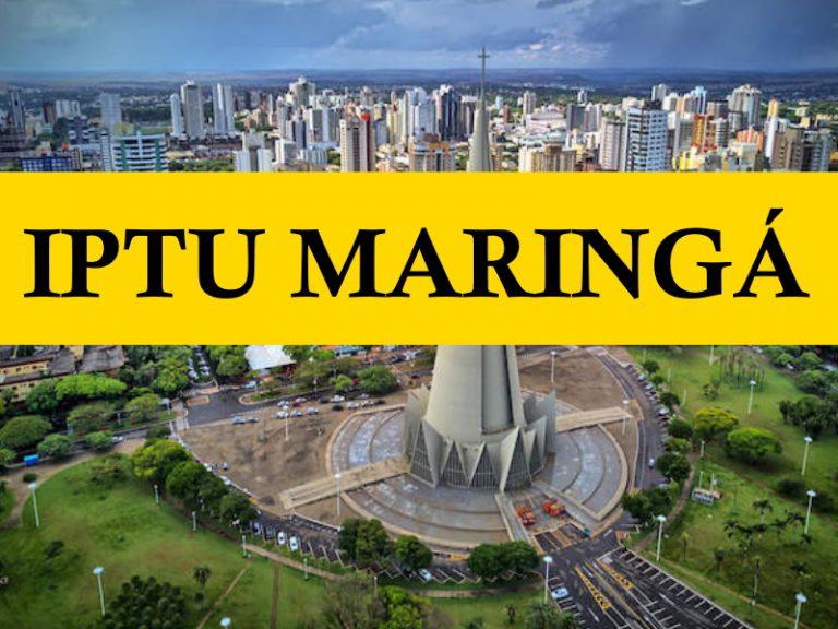IPTU MARINGÁ