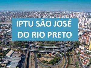 IPTU SÃO JOSÉ DO RIO PRETO