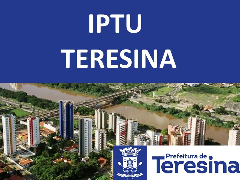 IPTU TERESINA